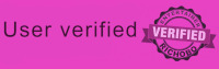 user verified